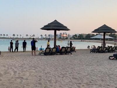 Esporte   Hotel do Fla no Qatar tem praia privativa, spa de luxo e diárias de R$ 1000