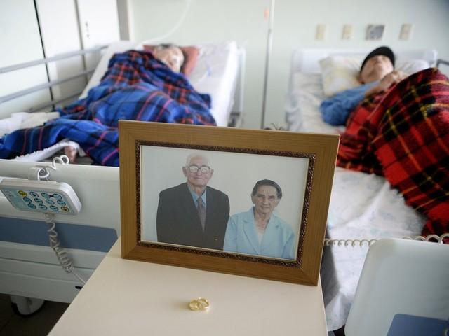 Morre, aos 103 anos, idoso que pediu para ser internado ao lado da esposa em hospital do DF