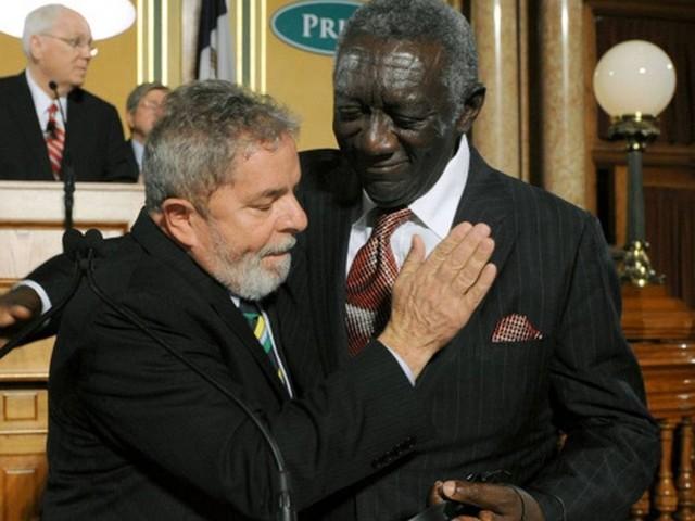 """Lula: """"A fome é uma arma de destruição em massa"""""""
