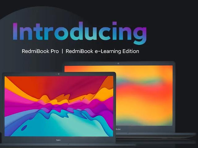 Xiaomi lança dois novos notebooks Redmi com chips Intel de 11ª geração