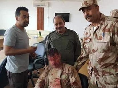 Mercenário capturado na Líbia que disse ser português é afinal norte-americano