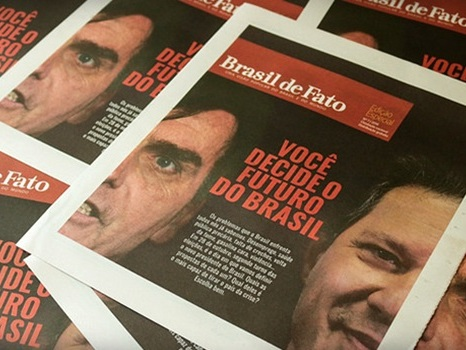 Ataque à imprensa: jornal Brasil de Fato sofre censura