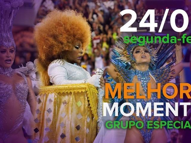 Mocidade, Vila Isabel e Beija-Flor são os destaques do 2º dia do Grupo Especial
