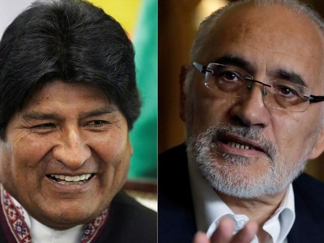 Disputa acirrada e incerteza sobre 4º mandato de Evo marcam eleição na Bolívia neste domingo
