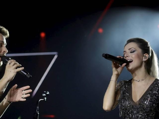 Novos ingressos para o show de Sandy e Junior em Fortaleza são colocados à venda