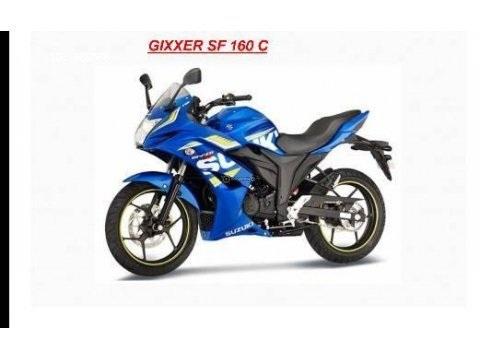 Se vende moto suzuki gixxer sf 160cc nueva