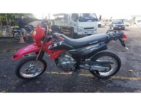 Venta de motocicleta Génesis GXT 200