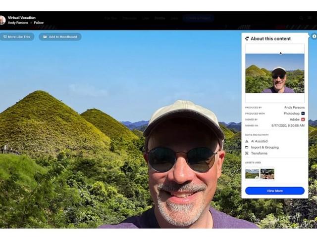 Photoshop e Behance agora identificam imagens modificadas e exibem créditos de autoria