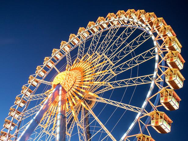 Rodas gigantes ao redor do mundo para você visitar