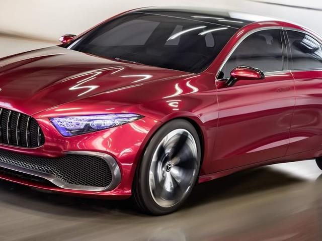 Mercedes confirma produção do Classe A Sedan para 2018