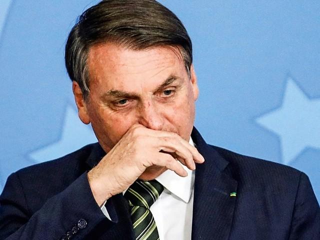 """""""Peçamos a Deus que a Argentina não retroceda"""", diz Bolsonaro"""