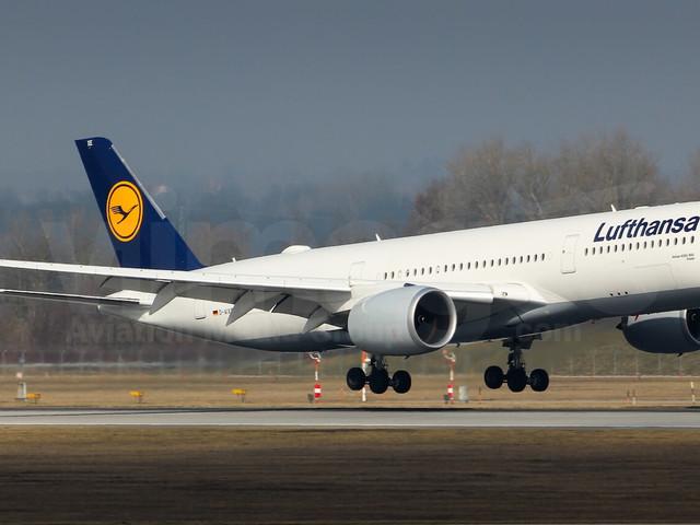 Como foi o voo inaugural da Lufthansa, entre Munique e São Paulo, na classe executiva do Airbus A350