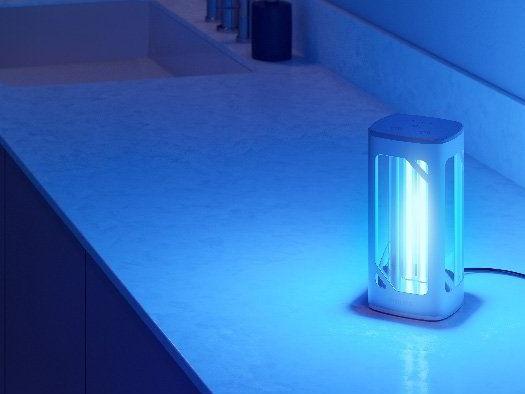 Radiação contra o coronavírus: testamos a luminária de raios UV-C da Philips