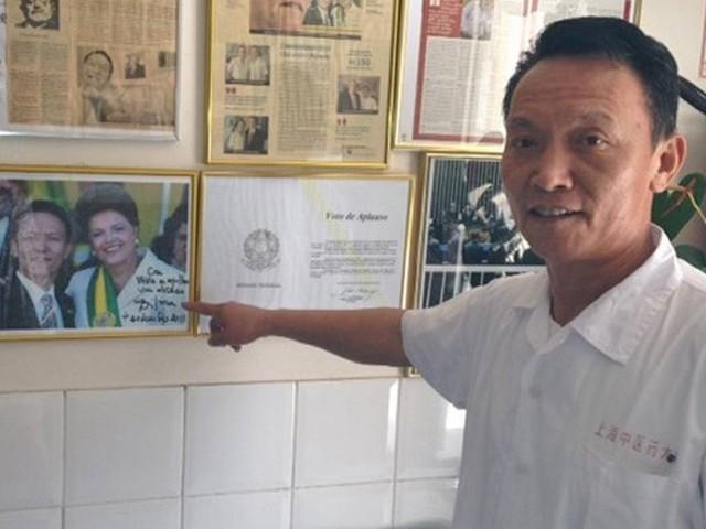 Acupunturista de Lula e Dilma morre na China