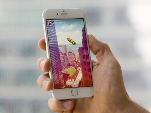Stories do Instagram agora aceitam GIFs do GiPHY