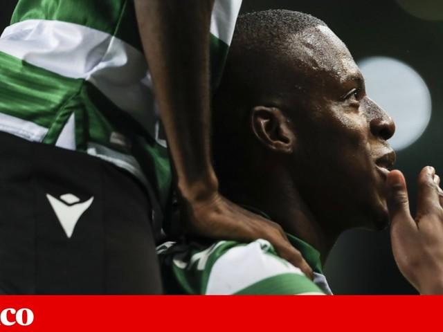 Borja garantiu novo balão de oxigénio ao Sporting