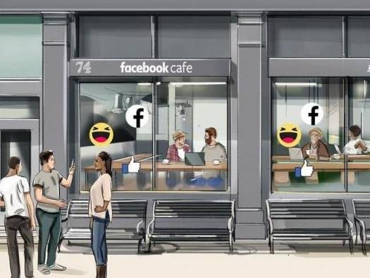 Facebook abre café em Londres para dar consultorias sobre privacidade