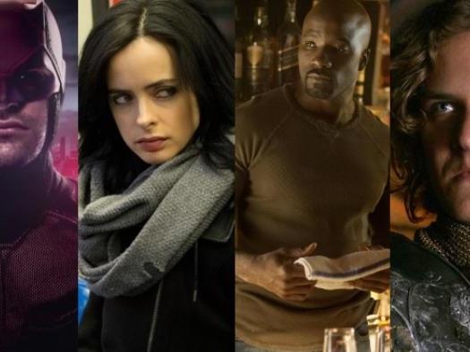 Esqueça o gênero: Netflix mostra as séries que te levam aos heróis da Marvel