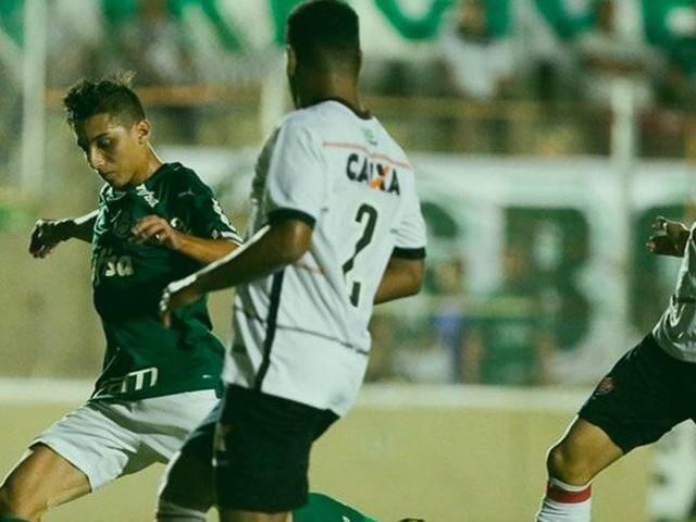 Palmeiras vence Vitória e pegará time do Acre na próxima fase da Copinha