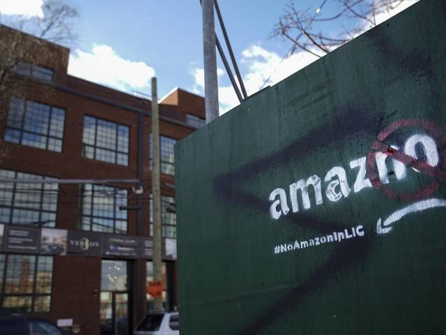 Resistência política local faz Amazon cancelar planos de segunda sede em Nova York