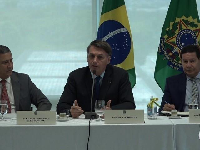 Ministro Marco Aurélio suspende inquérito sobre possível interferência de Bolsonaro na PF