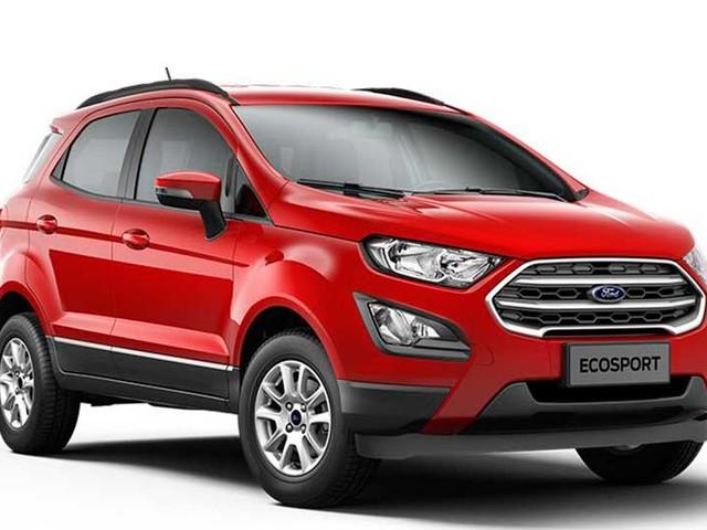 Mercado: Ford EcoSport 2019 fica mais inseguro
