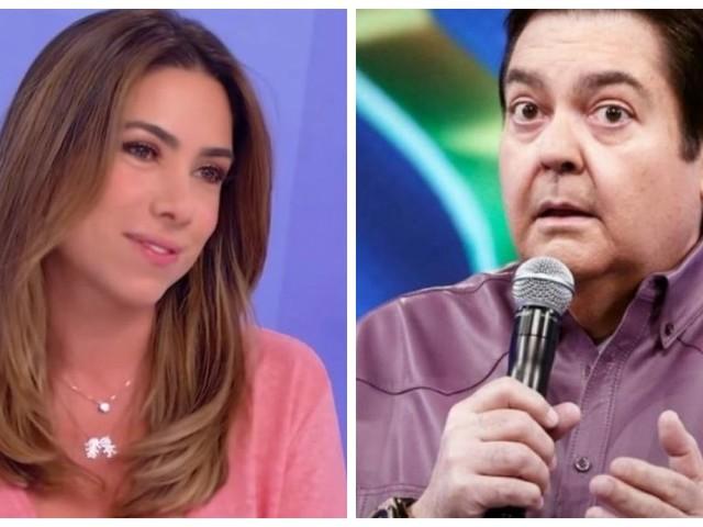Fim do Domingão do Faustão é anunciado e Patrícia Abravanel tem futuro definido por Silvio Santos