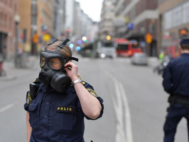 Atacante de Estocolmo: simpatizante do estado islâmico e com ordem de deportação