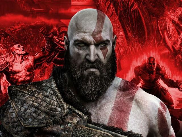 Kratos sem barba é tudo que você precisa ver hoje