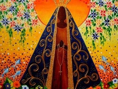 12 de outubro: Dia da padroeira do Brasil!