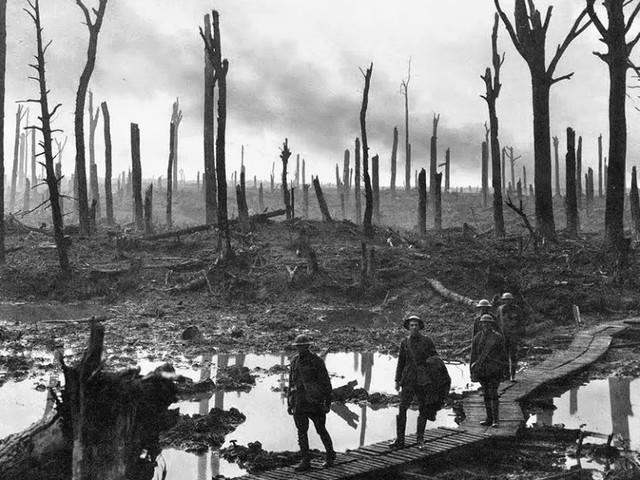 """O Barril de Pólvora Explode - Os Antecedentes da Primeira Guerra Mundial e a """"Guerra de Movimento"""""""