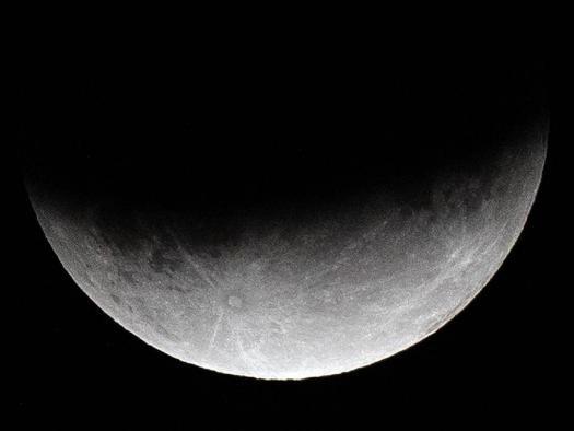 Não pôde ver o eclipse lunar desta terça (16)? Aqui tem fotos lindas do fenômeno