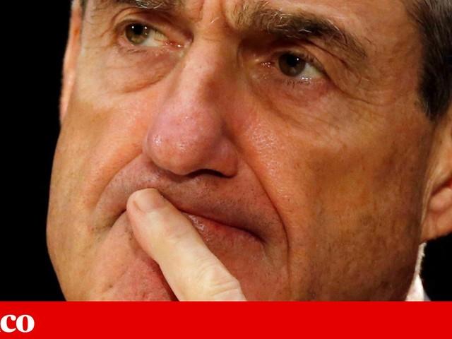 Pela primeira vez, Mueller desmente notícia que põe Trump em maus lençóis