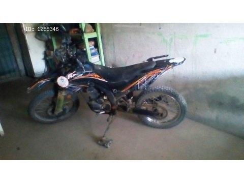 Moto Montañera