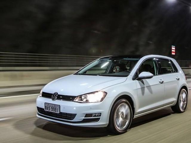 Volkswagen pode interromper produção do Golf no Brasil