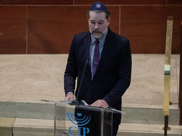 Investigação do STF | Toffoli diz que limite da liberdade de expressão está na Constituição