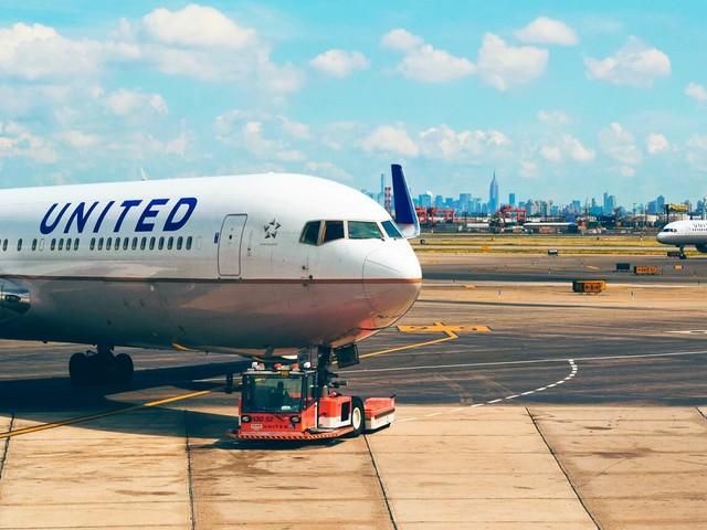 United suspenderá todos os voos para o Brasil