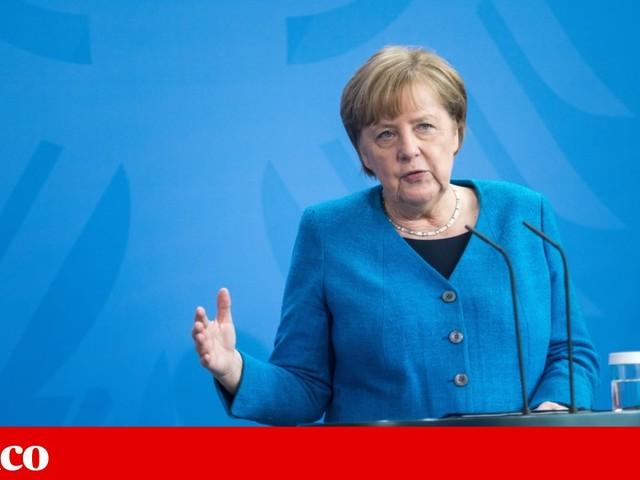 Merkel com esperança que europeus possam viajar no Verão. Portugal é bom exemplo