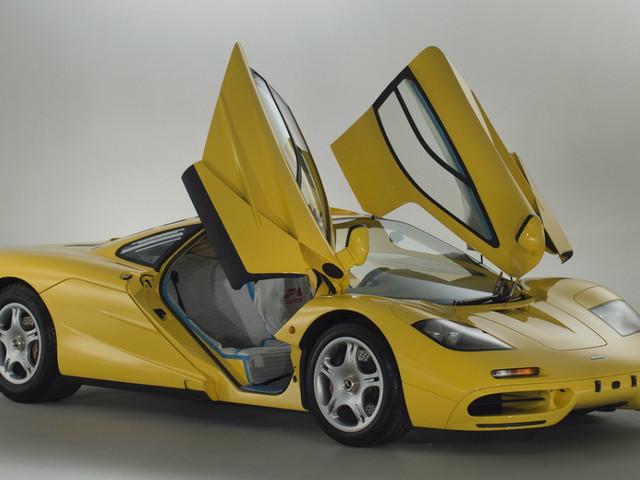 McLaren F1 com menor quilometragem conhecida está à venda por 28 milhões de euros