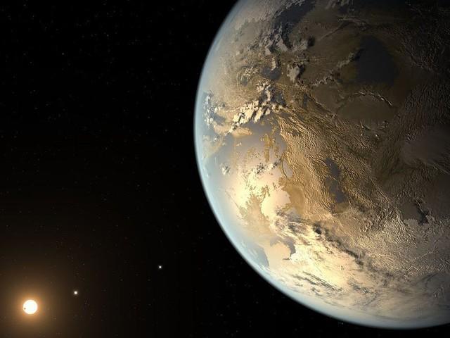 Astrônomos obtêm imagem de planeta jovem com possíveis luas se formando ao redor