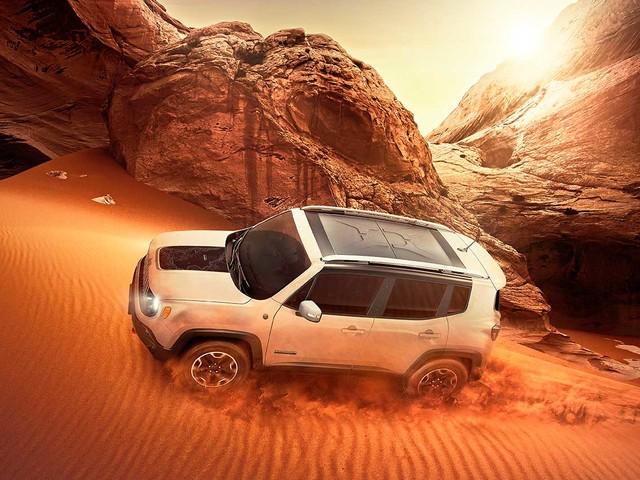 Jeep Renegade 2018 ganha novidades e parte de R$ 74.490