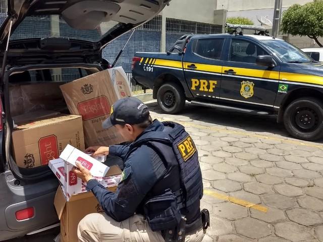 Com 9,7 toneladas em 2019, número de drogas apreendidas nas rodovias federais em PE aumenta 2.615%