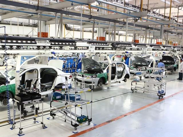 VW suspender produção em Taubaté por falta de peças