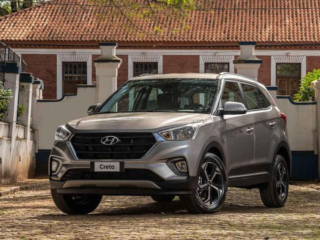 Hyundai celebra 200 mil unidades do Creta montadas no Brasil