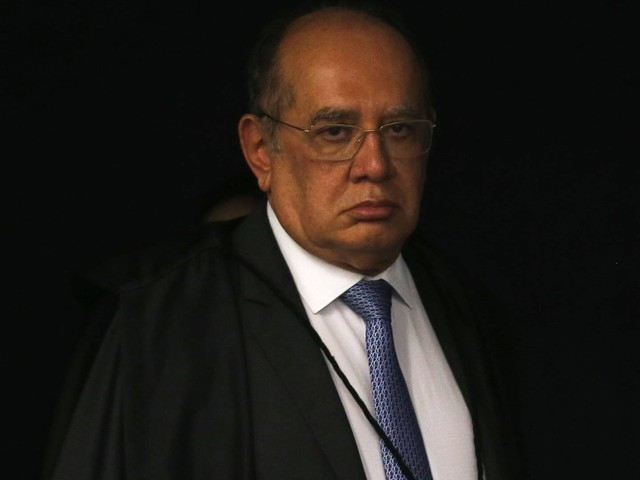 Ministro Gilmar Mendes diz que viu com naturalidade retirada de matéria sobre Toffoli do ar
