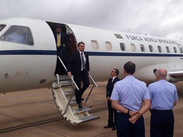 Polícia da Espanha encontra drogas em avião da FAB