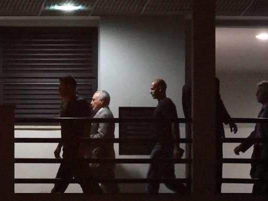 MPF: Organização criminosa de Temer estava em atividade
