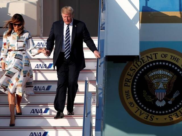 Trump pede maior investimento japonês nos EUA e critica desvantagem comercial
