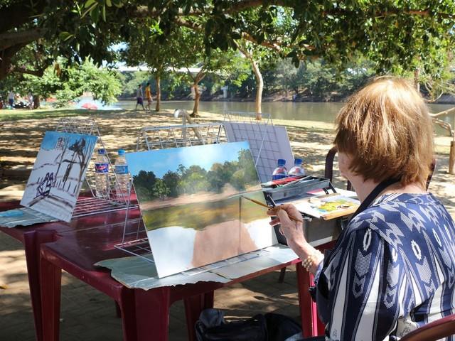 Rio das Artes tem exposições e oficinas gratuitas na 6º edição em Piracicaba