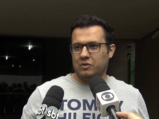 Fachin autoriza turco Ali Sipahi a retirar tornozeleira eletrônica